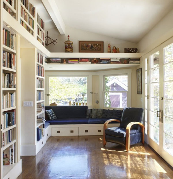 Small Office Den Decorating Ideas: 37 Home Library Design Ideas With A Jay-Dropping Visual