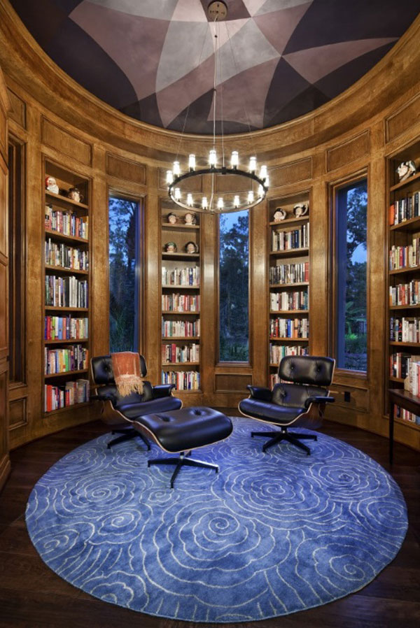 Cool Home Library: 37 Home Library Design Ideas With A Jay-Dropping Visual