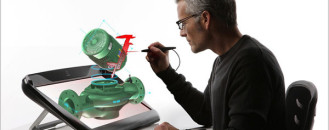 New Virtual-Holographic Display Tool for Designers and Architects: zSpace [Video]