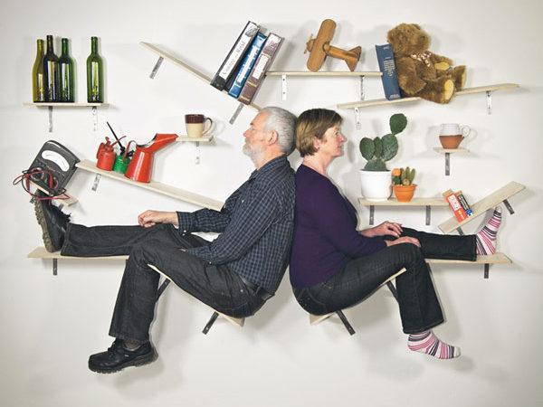 Bring on Design Playfulness: Shelving the Body by Darragh Casey [Video]