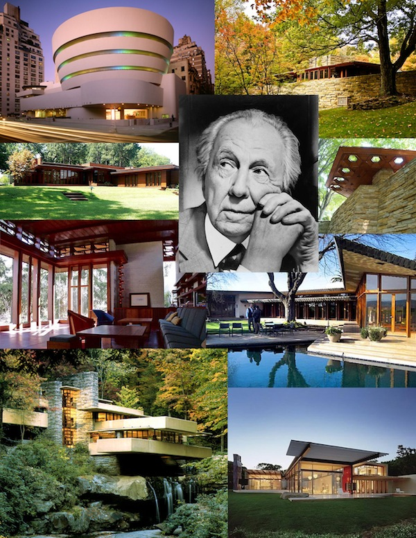 Iconic legends the 10 greatest modern architects of our - Frank lloyd wright architecture ...
