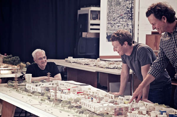 New Facebook West HQ Imagined by Frank Gehry