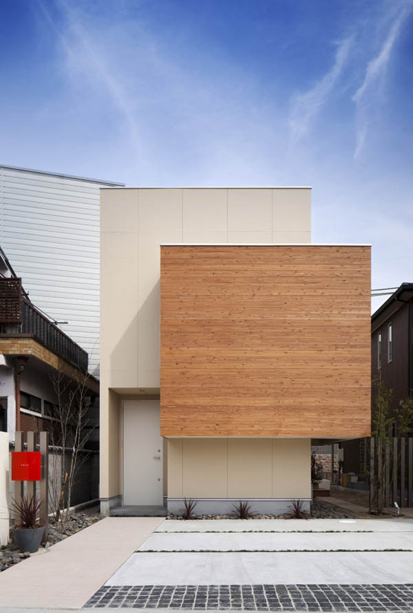 Modern Japanese Home Customized For Dynamic Living ...