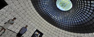 Russia's Future Science City Teaser At The Venice Architecture Biennale