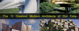 Iconic Legends: The 10 Greatest Modern Architects of Our Time