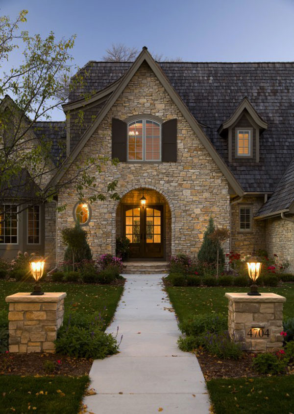 Front House Entrance Design Ideas