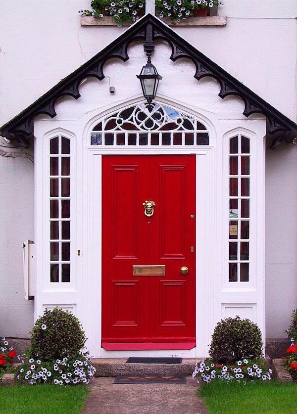 30 INSPIRING FRONT DOOR DESIGNS HINTING TOWARDS A HAPPY HOME