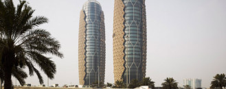 Intelligent Shading System Unfurled On Abu Dhabi's Al Bahar Towers