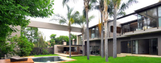 Luxurious Residential Transformation Expanding Architectural Horizons