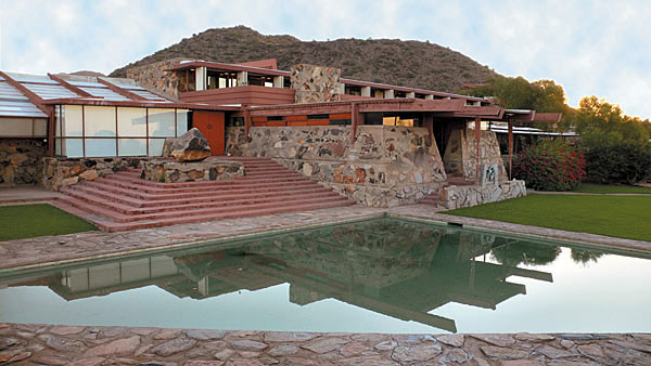 Frank Lloyd Wright Style House 10 Great Architectural Lessons From Frank Lloyd Wright  Freshome