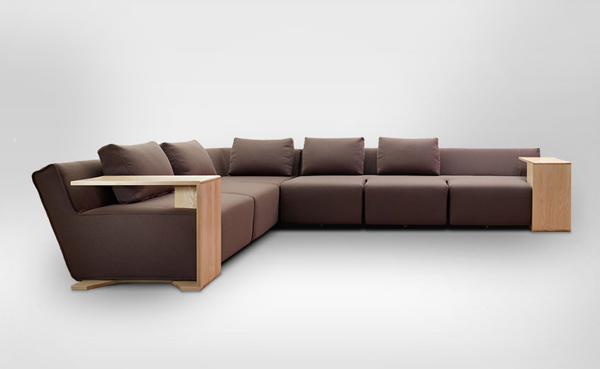 Innovative and Functional Sofa by Marcin Wielgosz
