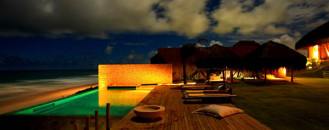 Privacy-Defined Eco-Chic Design Beach Resort In Brazil