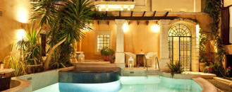 Luxury-Struck Tranquil Vacation In Greek Medieval Town