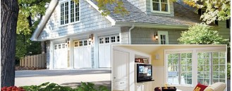 10 Dramatic Garage Transformations to Inspire and Amuse