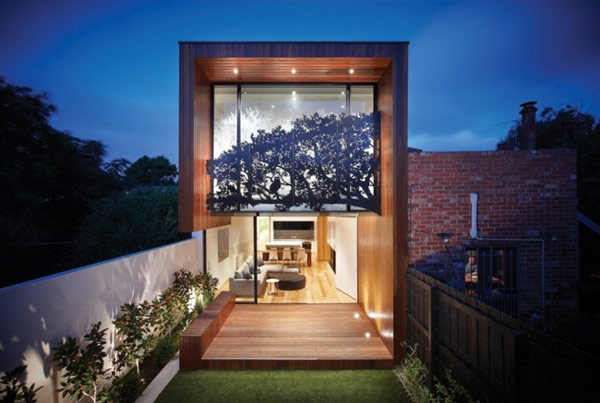 Spectacular Modern Features Displayed by Nicholson Residence in Australia