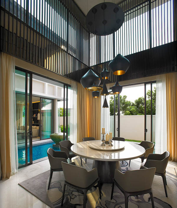 Stylish Home Ambiance Mixed Up With Resort Style Living