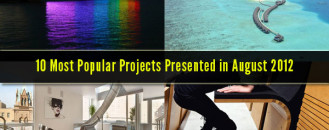 10 Most Popular Projects Presented in August 2012