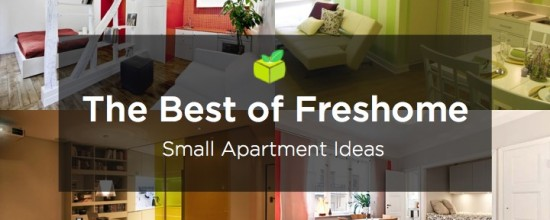 30 Best Small Apartment Design Ideas Ever Presented on Freshome