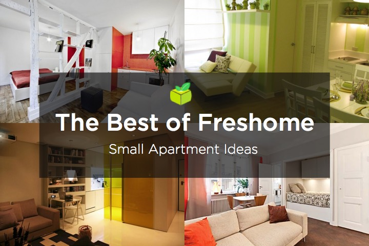 30 best small apartment design ideas ever freshome rh freshome com  home interior design for small spaces pictures