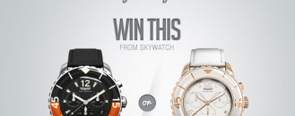 Winner Announced : Skywatch Giveaway from TouchOfModern & Freshome