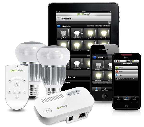 Eager To Control The Lighting In Your Home Via A Mobile