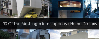 30 Of The Most Ingenious Japanese Home Designs Presented on Freshome