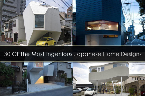 30 Of The Most Ingenious Anese Home Designs Presented On Freshome