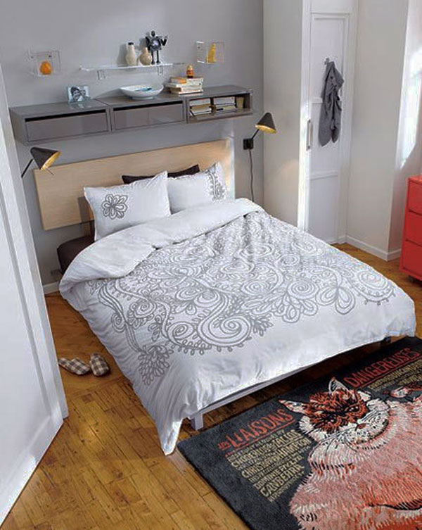 40 Small Bedroom Ideas To Make Your Home Look Bigger Freshome Com