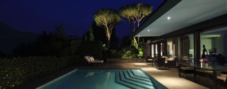 Luxury Villa With Fantastic Views of Lake Lugano in Switzerland