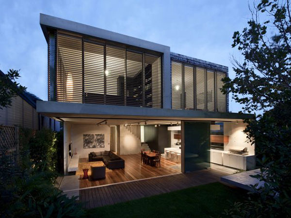 Blending Heritage With Innovation: A Room in the Garden House