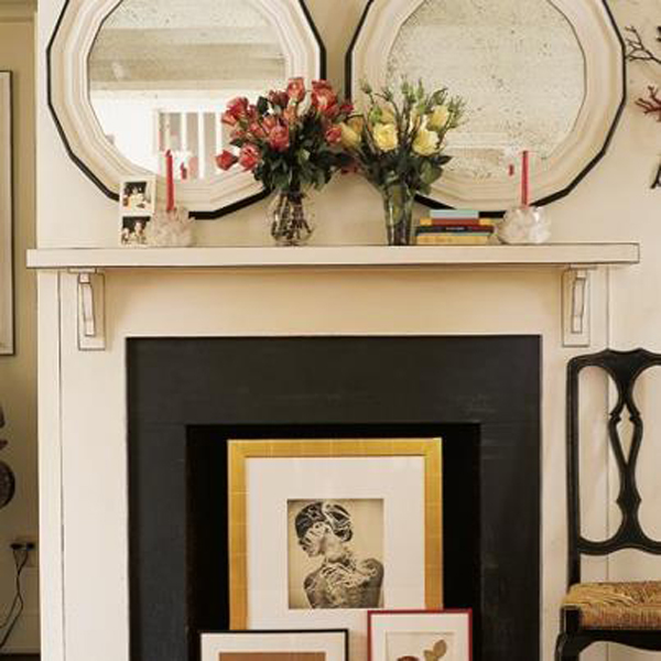 10 Creative Ways To Decorate Your Non Working Fireplace Freshomecom