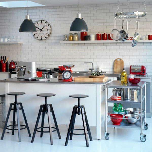30 Successful Examples Of How To Add Subway Tiles In Your Kitchen