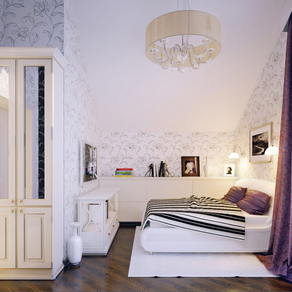 Diverse and creative teen bedroom ideas by eugene zhdanov - Room themes for teenage girl ...
