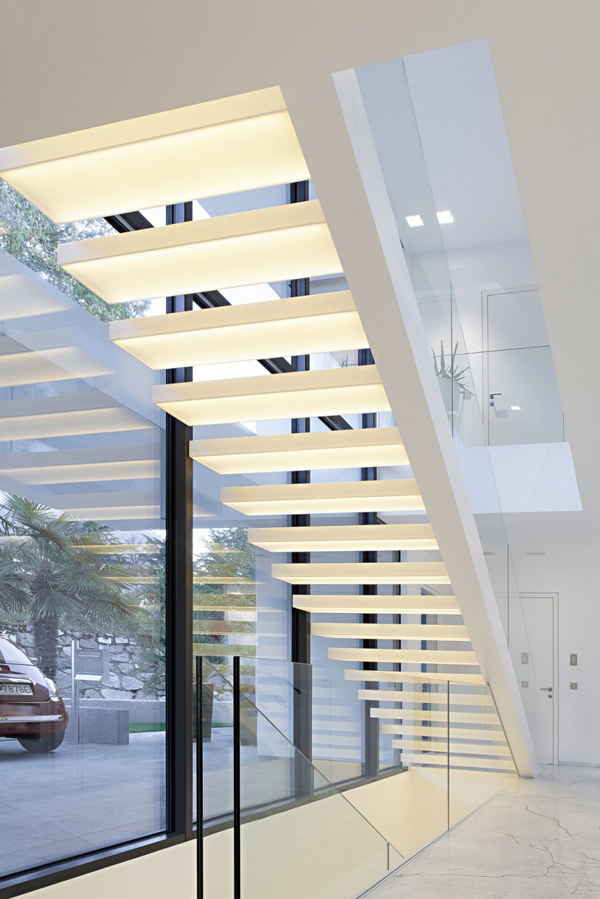Seamless Transition Between Environments The House M Italy