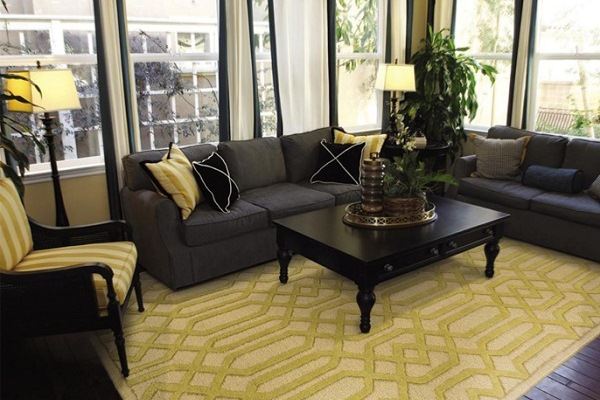 How To Confidently Buy an Area Rug