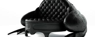 Amphibian Inspired Baroque Seating Unit by Maximo Riera: Toad Sofa