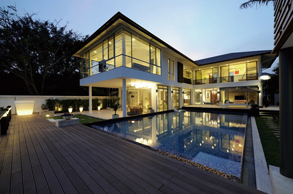 Exquisite Contemporary Vacation Home in The Exotic Country of Thailand