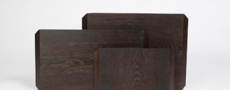 Hardwood Cutting Boards for the Refined Chef by Taylor Donsker Design