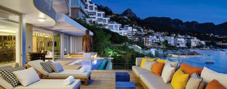 Over-The-Top Luxury Defining Clifton View 7 Apartment by Antoni Associates