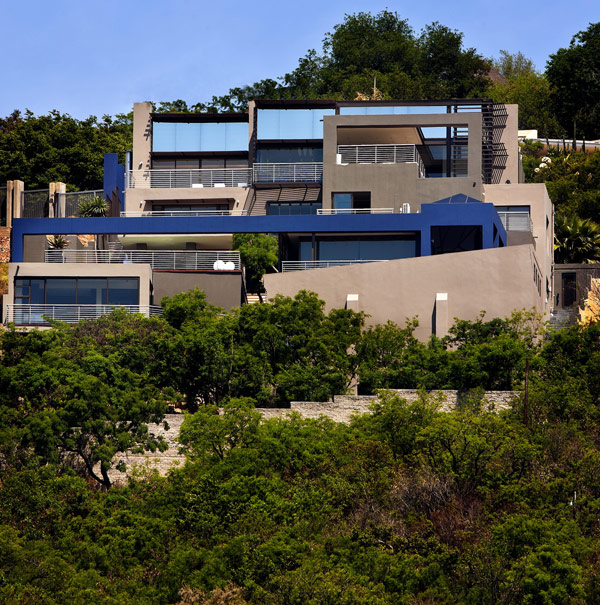 Luxurious Living In Johannesburg South Africa House Tat In