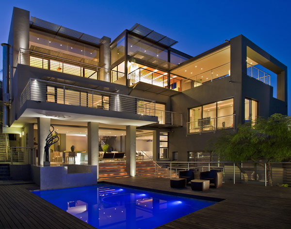 Luxurious Living in Johannesburg, South Africa: House Tat ...