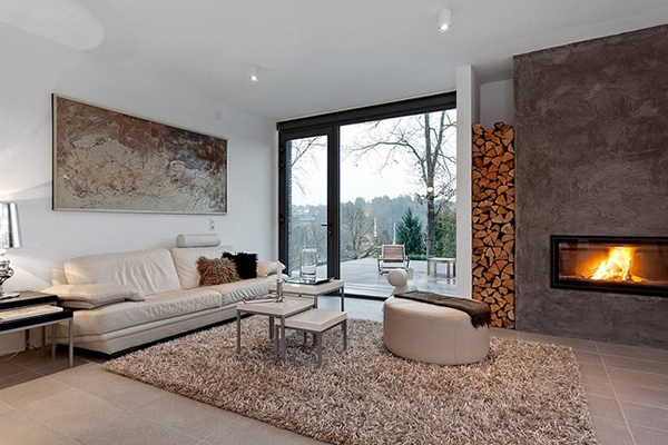 Expensive 5-Room Villa Executed To Perfection in Gothenburg, Sweden