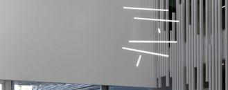 Elegant Lighting Collection With a Twist: Halo by Martín Azúa