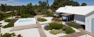 Inspiring Landscape Project in Alentejo, Portugal: Garden in Comporta