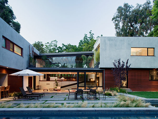 Engagement With the Landscape: San Lorenzo Residence, USA