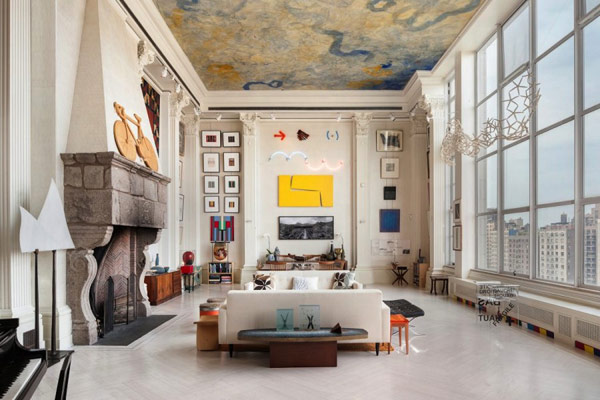How To Decorate Interiors With High Ceilings Freshome
