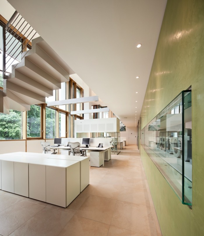 Designing For A Software Company Creative Autodesk Offices In Milan
