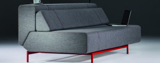 Modern And Comfortable Multifunctional Sofa: Pil-low by Redesign