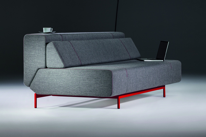 Modern And Comfortable Multifunctional Sofa: Pil-low by ...