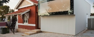 Modern And Compact Addition For A Traditional Brick House By David Barr Architect